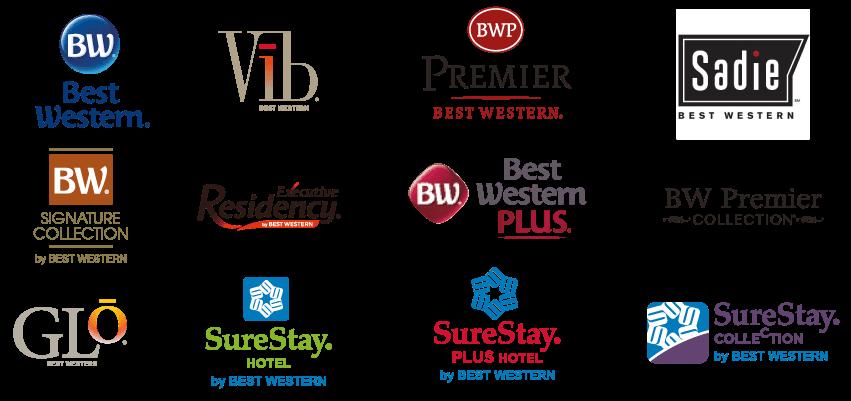 best western brands