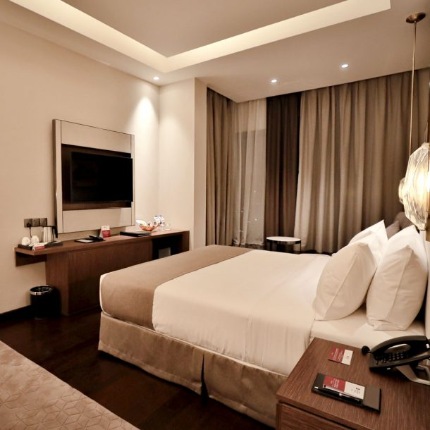 executive room of hotel best western plus maya